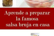 salsa bruja