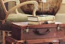 βαλίτσες- κλπ διακοσμητικά