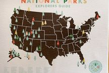 National Parks of America / Everything you need to know before you go including which parks are the most popular and why.