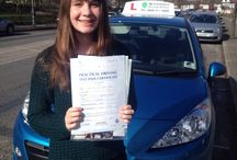 Worcester Park / People who passed their driving tests with Wimbledon Driving School who are from Worcester Park.