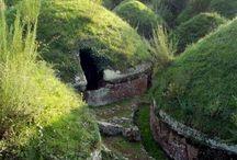 Lazio / Borghi, castelli, eremi, rovine