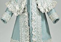 Contagie cloting / Vestidos antiguos