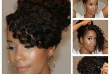 Transitioning hairdtyle
