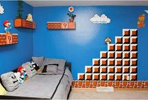 Boys rooms / by Lisa Glaser-Ziegler