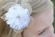 VY LA AND CO-handmade hair accessories / Handmade hair accessories made by Vy La and Co.