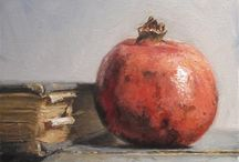 Still Life Paintings I like / Still Life Paintings / by Maurice Hershberger
