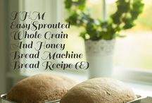 Sprouted bread Thm