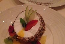 Beautiful food / Food that pleases the eye and tempts the palate