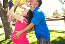 Maternity photo ideas / by Shelby Rendon