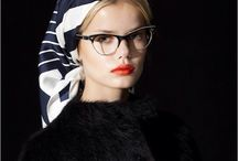 Fashionable Glasses / Spectacles