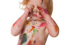 nursery messy play