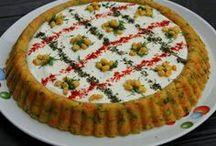 Pasta Süslemeleri