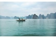 Asia / My travels through the wonders of South-East Asia.