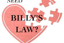 Help Find the Missing Act - Billy's Law / Join us as we set about in a very worthy cause to strengthen NamUs.gov through the (Federal) Help Find the Missing Act - Billy's Law.  Current Billy's Law information see http://missing.ning.com/