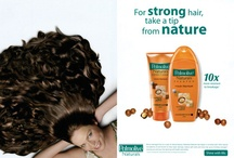 PALMOLIVE HAIR CAMPAIGN