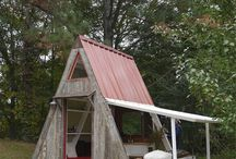 Garden sheds, outdoor structures, and guest houses