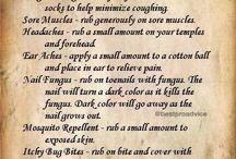 Natural pest remedies