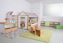 kindergarten / arredamento camera bimbi