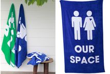Loads of Living Towels / Loads of Living offers a range of towels for both bathroom use and outdoor use.