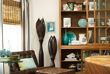 Feather My Nest / Eclectic, cultural, classic style for my environment. / by Linda Sue Collins