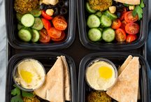 Lunches/Meal Prep