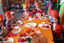 Vegetables autumn, activities for kids