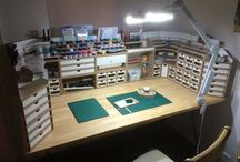 Flytying table