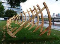 Nautical Sculpture