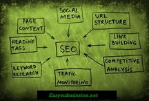 SEO Services / Established search engine Optimization Company, offers comprehensive search engine optimization, positioning, marketing and submissions services, increasing your website's search engine exposure and drawing potential customers. / by Easysubmission Net