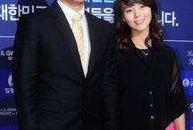 Wonder Girls' Sunye and James Park / Wonder Girls' Sunye and James Park by http://www.wikilove.com