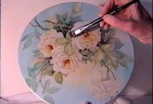 Malby na porcelán