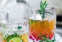 Sommer drink