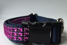 Glitter Collar Handmade