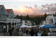 Nevada City, CA / by Nevada City Film Fest