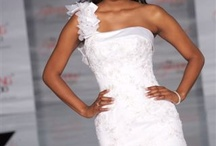 At the Expo: Fashion Shows / The fashion shows at The Wedding Expo are really beautiful with gowns from South African designers and ready-to-wear and imported gowns.