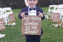 Cute kids ideas for weddings