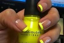Lovely Nails (: / by Paige Bratcher