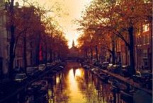 Amsterdam, my new adventure