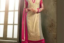 Mohini Glamour / Designer Straight Salwar Kameez Online. 100% Original Product, No Replica! Buy Now- http://www.glamzon.com/product/designer-salwar-kameez-online