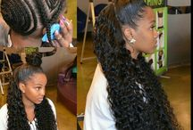Hair Crochet Braids