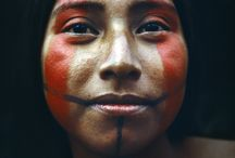 body paint by kayapos