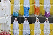 Prayer set | mukenah | telekung