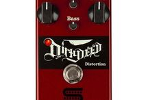 Seymour Duncan Pedals / by Sam Ash Music