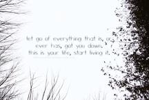 quotes  / by Marissa Laffartha