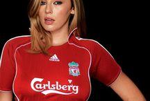 Liverpool fc Girls