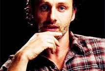 The walking dead / Andrew Lincoln & others