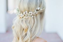 Bridemaid hair