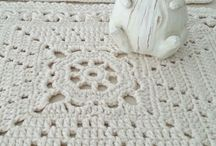 square and rectangle crochet pattern