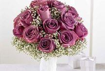 Floral / Bouquets, Boutonnieres, Centerpieces, Decor, and more!