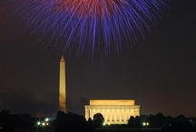 Fireworks / The Fourth of July means fireworks in the USA... here are some spectacular firework shows!
